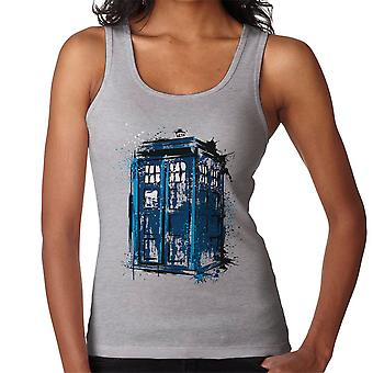 Doctor Who Time And Space Women's Vest