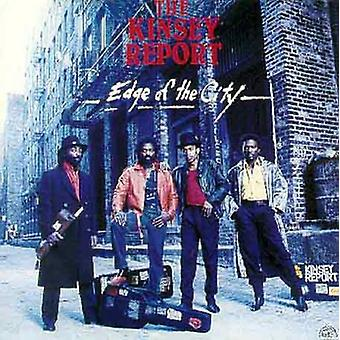 Kinsey Report - Edge of the City [CD] USA import