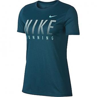 Nike Dry Running Top  Womens