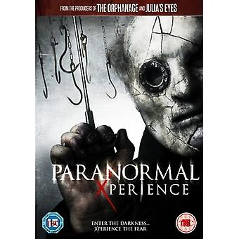 Xperience paranormal (DVD)