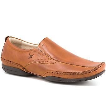 Pikolinos Ricardo Brandy Leather Casual 03A-6222