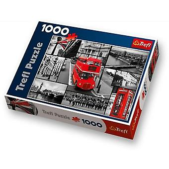 Legler London 1000 Pieces Puzzle (Toys , Boardgames , Puzzles)