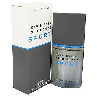 Issey Miyake l ' Eau d'Issey Pour Homme Sport Eau De Toilette 50ml EDT Spray