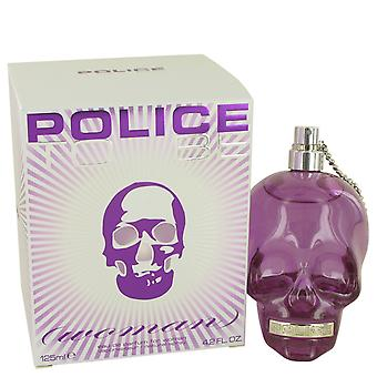 Police To Be Eau de Toilette 125ml EDT Spray