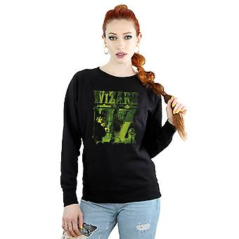Wizard of Oz Women's Wicked Witch Logo Sweatshirt