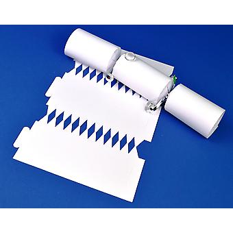 SALE - 12 White Make & Fill Your Own Cracker Boards