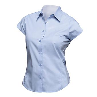 SOLS Womens/Ladies Excess Short Sleeve Fitted Work Shirt