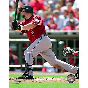 Jeff Bagwell 2005 Action Photo Print