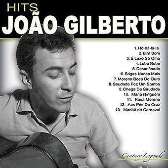 Joao Gilberto - Hits [CD] USA import