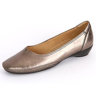 Gabor Altsilber Metallic 0428069 universal  women shoes