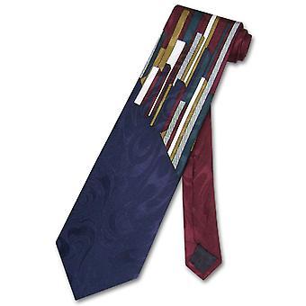 Papillon 100% SILK NeckTie Pattern Design Men's Neck Tie #339-4