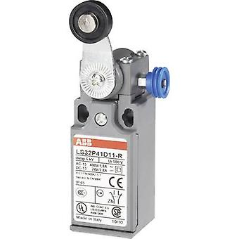 Limit switch 400 V AC 1.8 A Lever momentary ABB