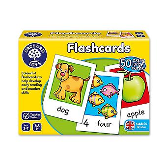 Orchard Flashcards