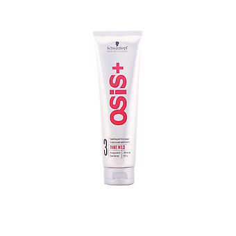 Schwarzkopf Osis Tame Wild Smoothing Anti Frizz Cream 150ml New Unisex