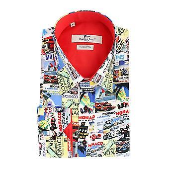 Claudio Lugli-Monaco-Shirt