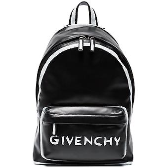 Givenchy women's BB5006B01Z001 black leather backpack