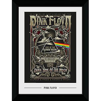 Pink Floyd Rainbow Theatre Collector Print