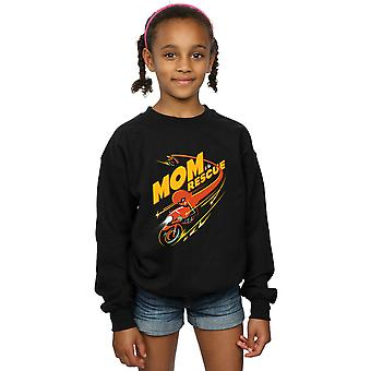 Disney Girls The Incredibles 2 Mom To The Rescue Sweatshirt