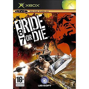 187 rida eller dö (Xbox)