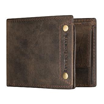 Bruno banani mens wallet plånbok Brown 5335