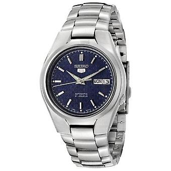 Seiko 5 Automatic Blue Dial Stainless Steel Men's Watch SNK603K SNK603K1 SNK603