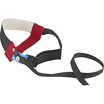 ESD heel strap 1 pc(s) Black, Red Wolfgang Warmbier