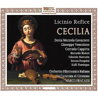 Refice / Gavazzeni / Veneziano / Cappitta - importación de Estados Unidos de Cecilia [CD]