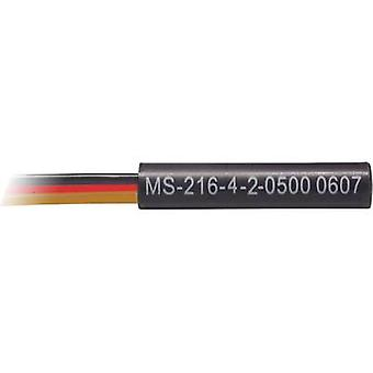 PIC MS-216-4 Cylindrical Reed Sensor 1 changeover 0.25 A 5 W