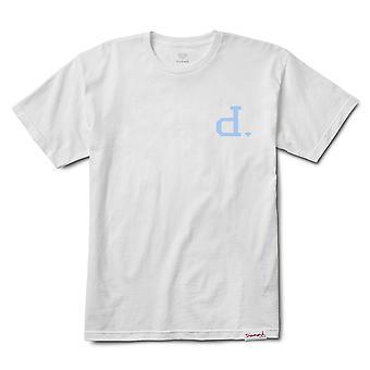 Diamond Supply Co Un Polo T-shirt White