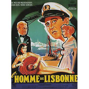 Lisbon Movie Poster (11 x 17)