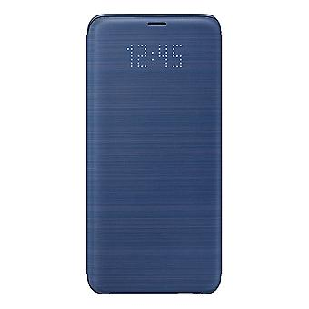 Samsung Galaxy S9 LED view cover-Blue