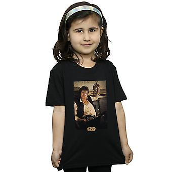 Star Wars Girls Han Solo Mos Eisley T-Shirt