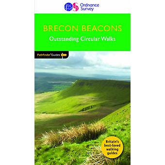 Brecon Beacons - 2016 (Revised edition) by Tom Hutton - 9780319090015