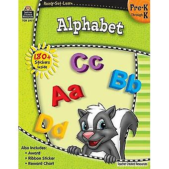 Alphabet - Pre-K Through K by Teacher Created Resources - 97814206595
