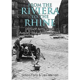Från Riviera till Rhen - oss sjätte armén grupp augusti 1944-Februa