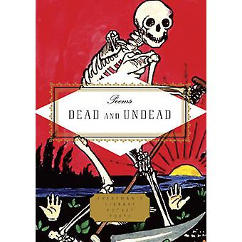 Poems of the Dead and Undead by Tony Barnstone - Michelle Mitchell-Fo
