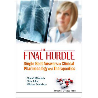 The Final Hurdle - Single Best Answers in Clinical Pharmacology and Th
