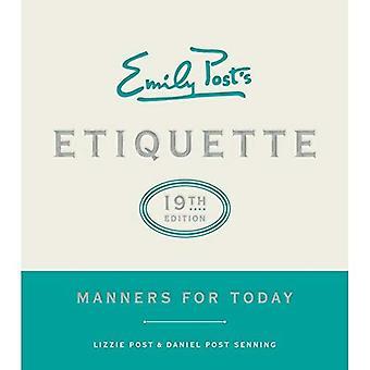 Van Emily Post Etiquette