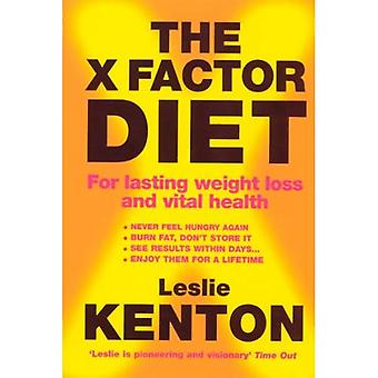 Den X-factor dieten: För varaktig viktminskning och Vital hälsa
