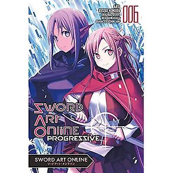 Schwert Kunst Online Progressive, Vol. 6 (Manga) (Taschenbuch)