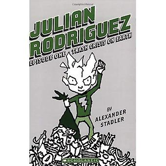 Julian Rodriguez Episode One: Papperskorgen krisen på jorden
