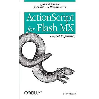 ActionScript for Flash MX Pocket Reference (Pocket Reference (O'Reilly))