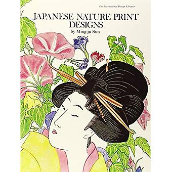 Japanese Nature Print Designs (A Barbara Holdridge book)