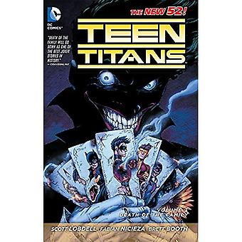 Teen Titans Band 3: Tod der Familie TP (neuen 52)