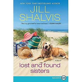 Lost And Found Sisters [Large Print]