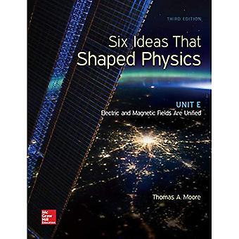 Six idées qui ont façonné la physique: Unité E - champs électromagnétiques