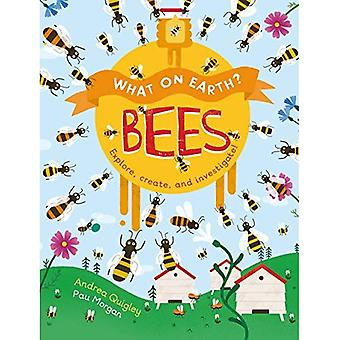 What On Earth?: Bees: Explore, create and investigate! (What On Earth?)