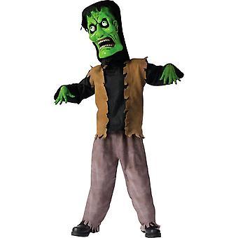 Head Monster Child Costume