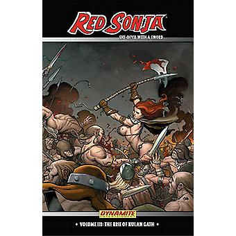 Red Sonja - She-Devil with a Sword - Volume 3 by Mike Avon Oeming - Mel
