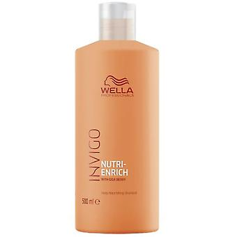 Wella Professionals Invigo Enriched Shampoo 500 ml (Cheveux , Shampoings)